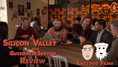 Customer Service tries to make up for time lost in first half of Silicon Valley's fourth season with too many coincidences and overused tropes.