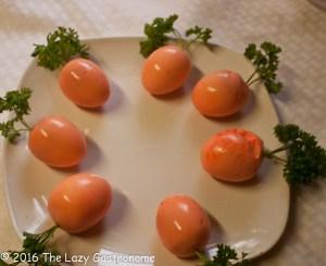 Carrot Eggs