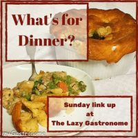 The Lazy Gastronome Dinner