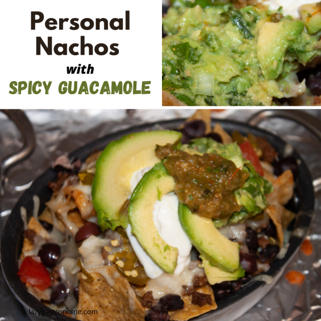 personal nachos