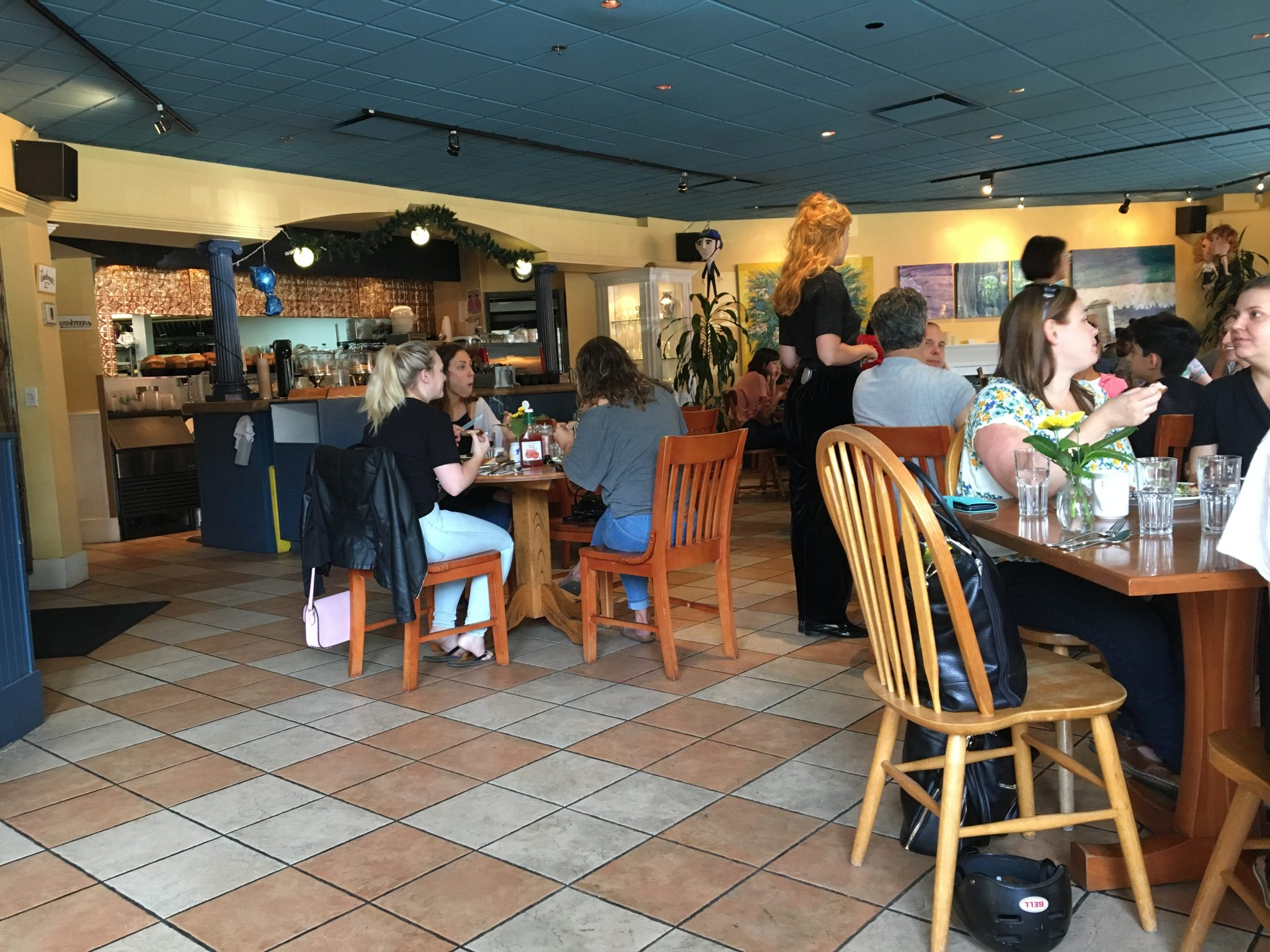Foodie Review: Aphrodite's Organic Cafe (Brunch) | an