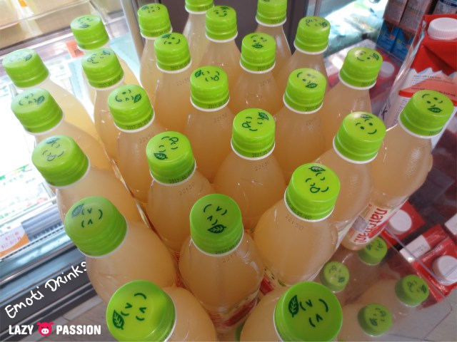 smiley drinks
