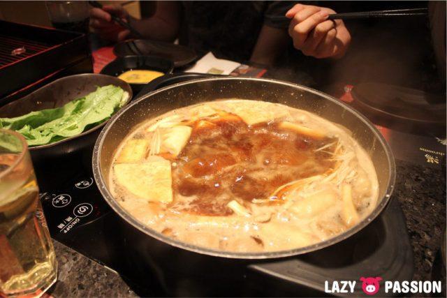 food trend sukiyaki hot pot