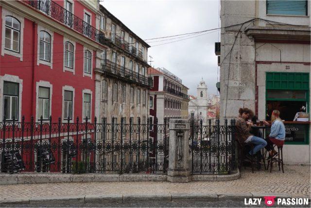 Lisbon 2018 street