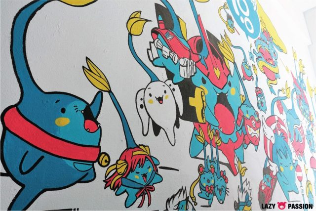 Foo concepts wall art