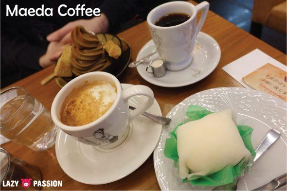 Maeda Coffee Kyoto