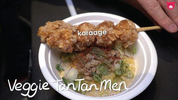 veggie tantanmen