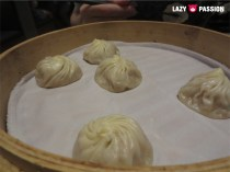 Dintaifung soup dumplings