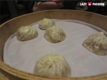 Dintaifung soup dumplings
