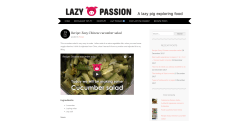 adelle theme lazypigpassion