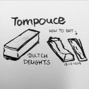 tompouce dutch delights