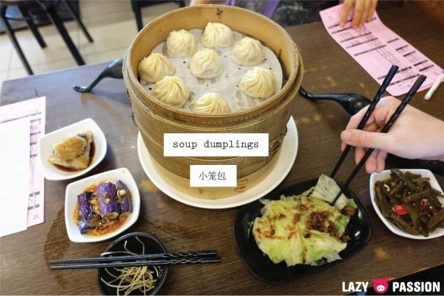 soup dumplings Taiwan