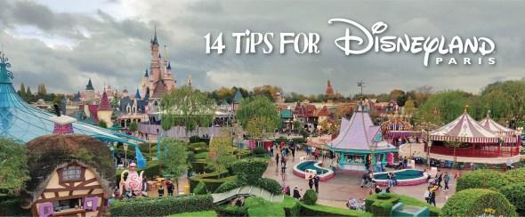 14 tips for Disneyland Paris