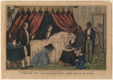 Washington's Death, Susan H. Douglas Political Americana Collection, #2214 Rare & Manuscript Collections Cornell University Library Cornell University