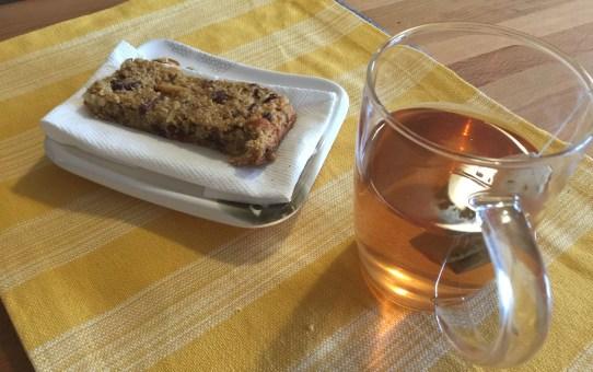 Gluten Free Oatmeal Breakfast Bars Recipe