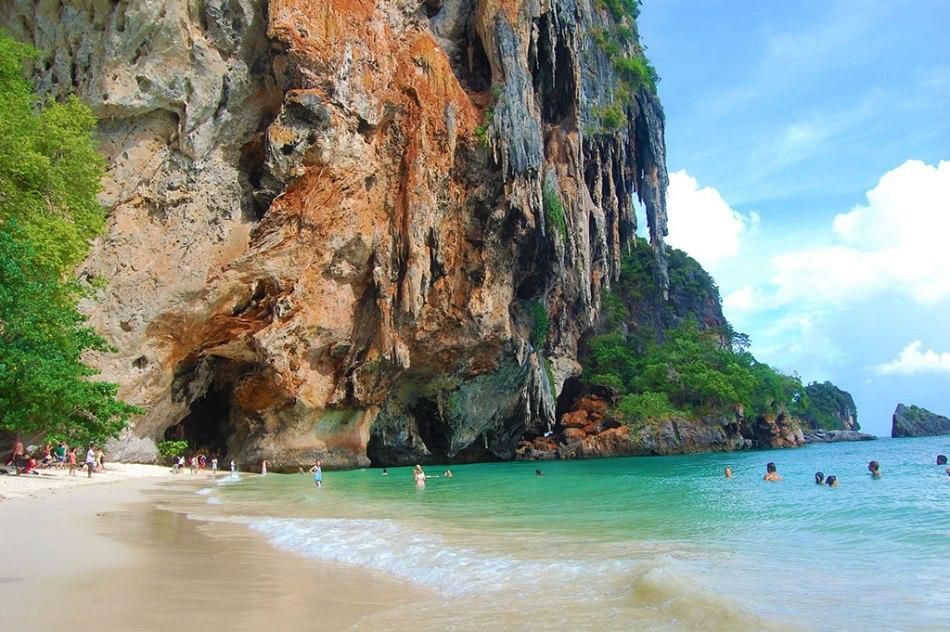 railay beach Tajlandia