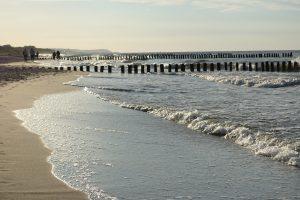 Bałtyk, plaża