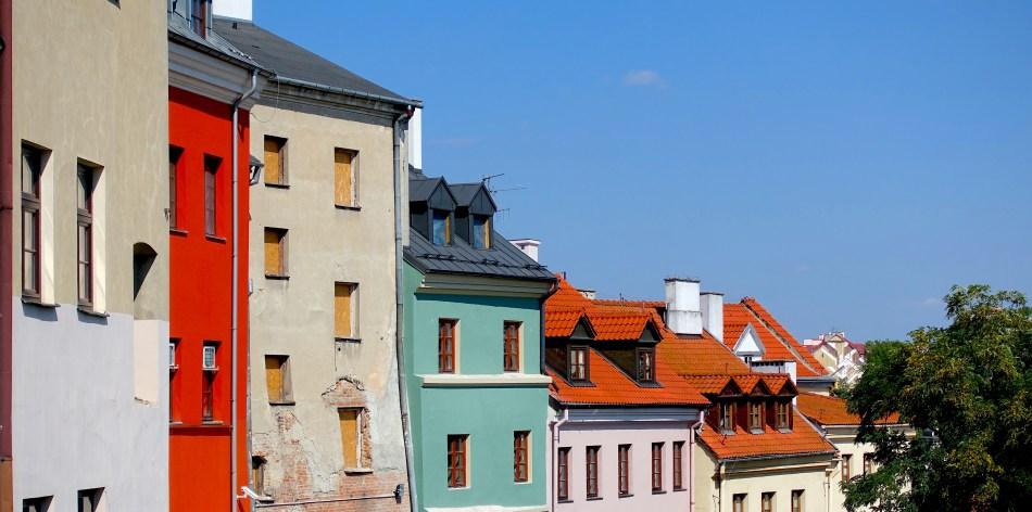 Lublin kamienice