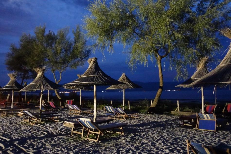 Lake Shkodra noc