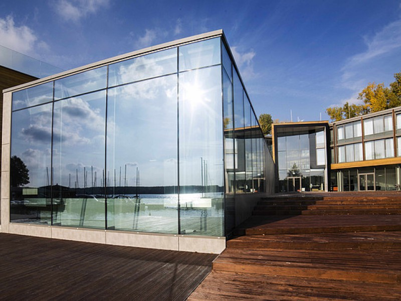 weekend na Mazurach design hotel Przystań