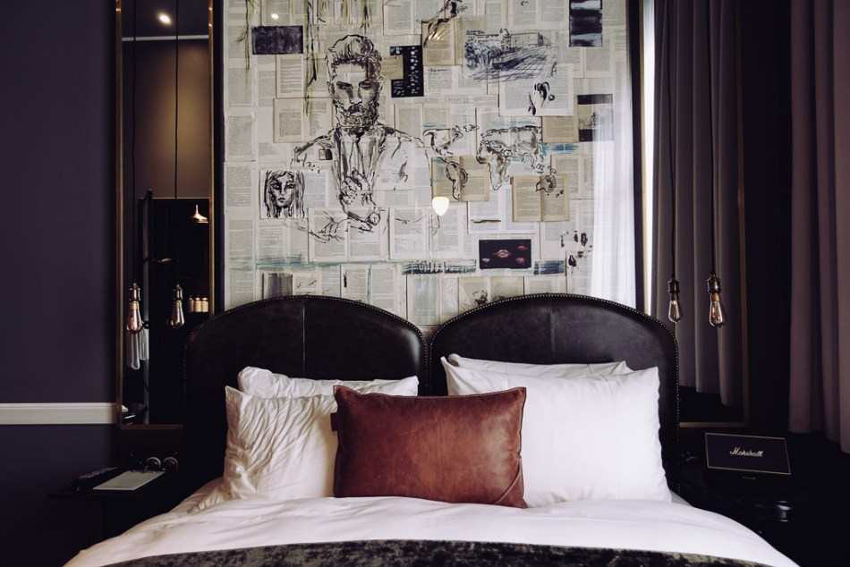 Sir Savigny Berlin - butikowy hotel w Berlinie - design hotel, boutique hotel