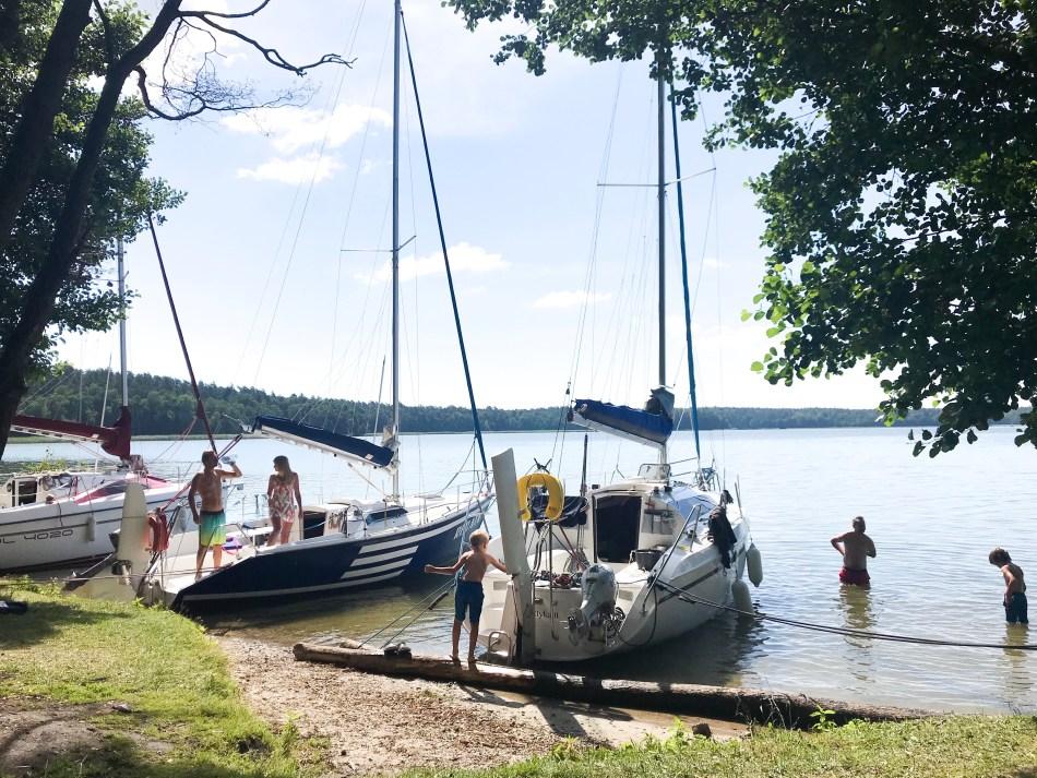 Mazury na weekend, nocleg na Mazurach, Port Mazury, Zimny kąt