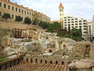 The Roman Baths of Beirut is a historical landmark