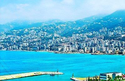 Tourism in the dazzling Jounieh