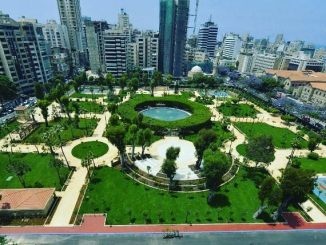 René Mouawad's unique and free garden
