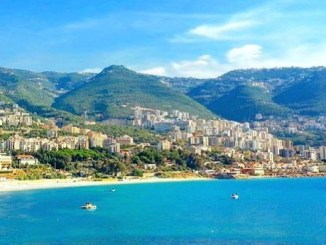 Summer beauty on the beaches of Jounieh