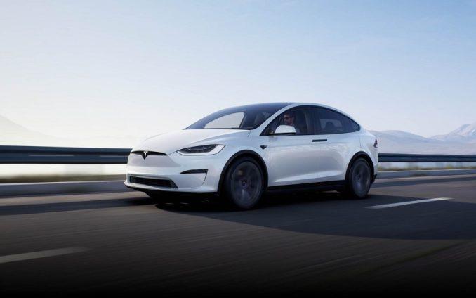 2021 Tesla Model X   Tesla
