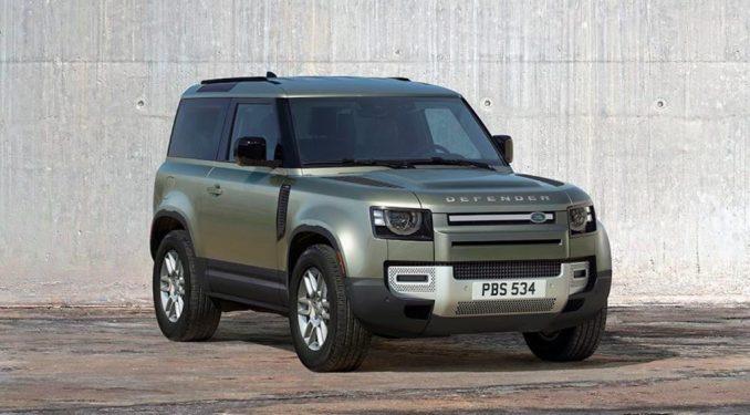 2022 Land Rover Defender 90 | Land Rover