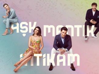 مسلسل حب منطق انتقام التركي المميز | Aşk Mantık İntikam