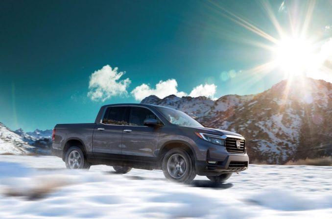 2021 هوندا ريدجلاين RTL-E | شركة هوندا الأمريكية للسيارات
