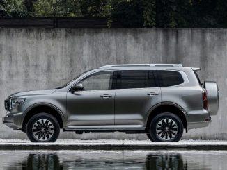 تويوتا لاند كروزر الجديدة - لا ، انتظر ، إنها سيارة صينية