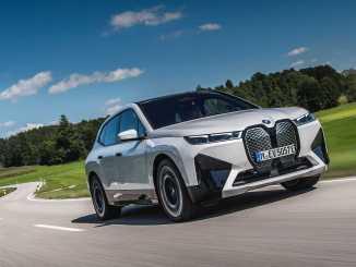 لمحة عن المستقبل، سيارة BMW iX المذهلة 2022