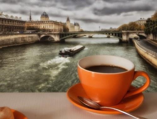 Кофе для Вольтера