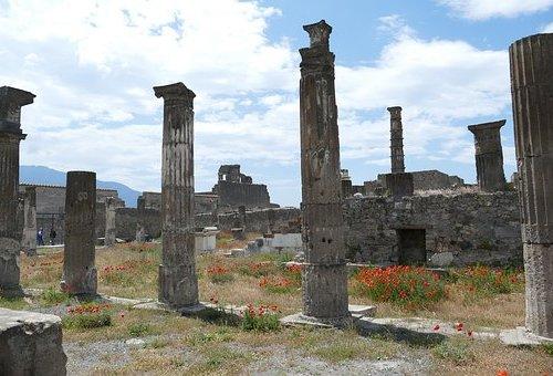 Как умирали жители Геркуланума при извержении Везувия