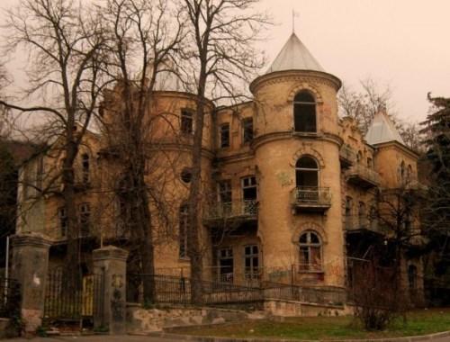 Старый дом Эльзы с привидениями или легенда Пятигорска