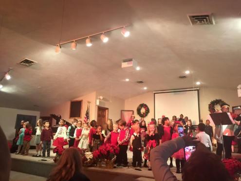 school christmas event pic 2