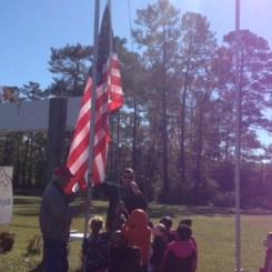 veterans assembly at LBCS pic 10