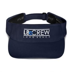 LB Crew Logo Visor