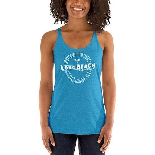 Long Beach Women's Tank Tops
