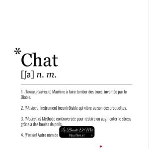 Poster Chat