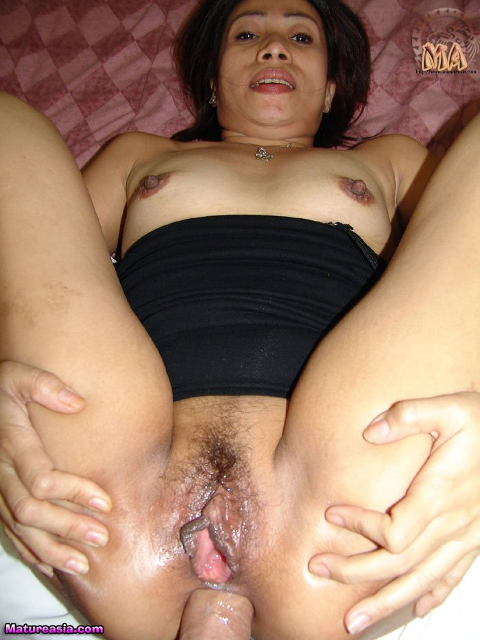 Hairy Asian Pussy Amateur