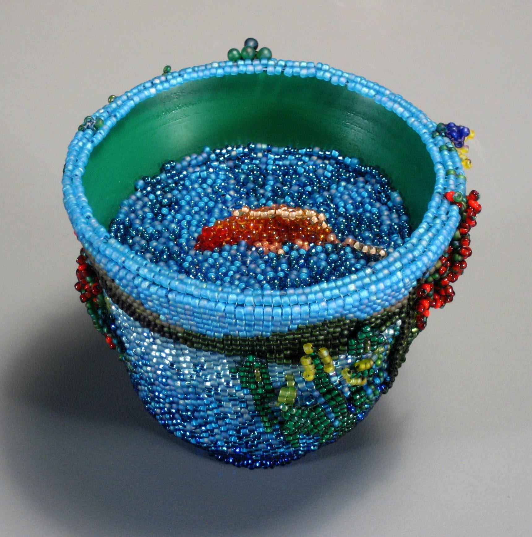 Coy bowl (highish)