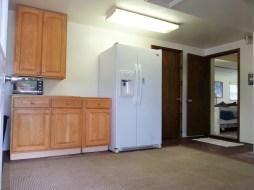 Second fridge lower level