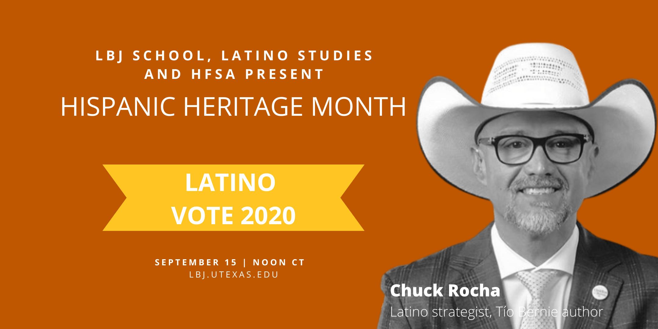 Hispanic Heritage Month Latino Vote