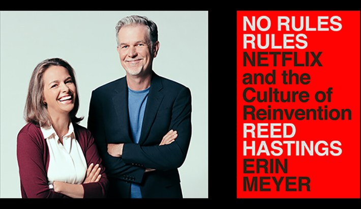 Reed Hastings et Erin Meyer - No rules rules