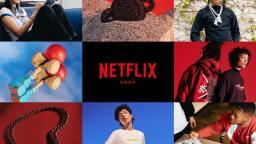 Produits dérivés Netflix